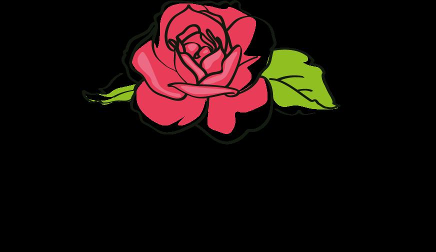 Mackay Handmade Wooden Roses